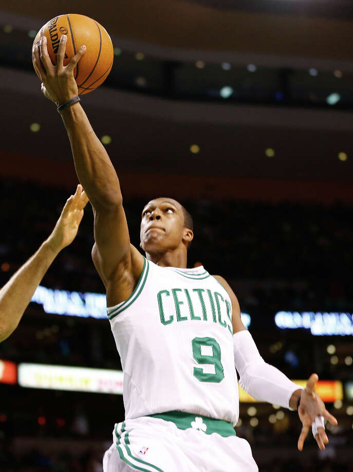 EASTERN CONFERENCE ROSTER Name: Rajon RondoPosition: Point guardTeam: Boston CelticsAll-Star Appearances: 4*Injured, will not play Photo: Jared Wickerham, Getty Images / 2013 Getty Images
