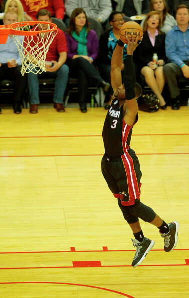 Name: Dwyane WadePosition: Shooting guardTeam: Miami HeatAll-