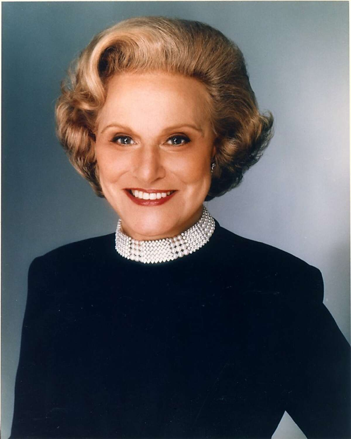 """This undated handout photo courtesy of Universal Uclick shows Pauline Esther Friedman Phillips, who founded the most widely syndicated column in the world, the """"Dear Abby"""" advice column, in 1956. Pauline Phillips, who consoled millions around the world as the creator of the iconic Dear Abby advice column, has died at the age of 94, her syndication service said January 17, 2013. In a statement, Universal Uclick said Phillips -- who wrote Dear Abby from 1956 until her daughter Jeanne Phillips formally took over the column and her alias Abigail Van Buren in 2002 -- died Wednesday in Minneapolis, Minnesota. She had fought """"a long battle"""" with Alzheimer's disease, it said. """"I have lost my mother, my mentor and my best friend,"""" Jeanne Phillips said in the statement. Phillips, born Pauline Esther Friedman, was the twin sister of Esther Pauline Friedman, better known as the equally famous agony aunt Ann Landers. She died in 2002 after she was diagnosed with cancer. = RESTRICTED TO EDITORIAL USE - MANDATORY CREDIT """" AFP PHOTO / UNIVERSAL UCLICK/"""" - NO MARKETING NO ADVERTISING CAMPAIGNS - DISTRIBUTED AS A SERVICE TO CLIENTS = HO/AFP/Getty Images"""