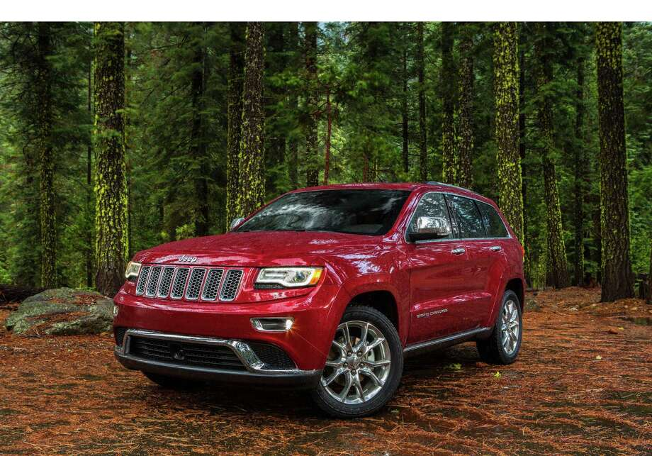 The new 2014 Jeep Grand Cherokee.  (PRNewsFoto/Chrysler Group LLC) Photo: Associated Press / CHRYSLER GROUP LLC
