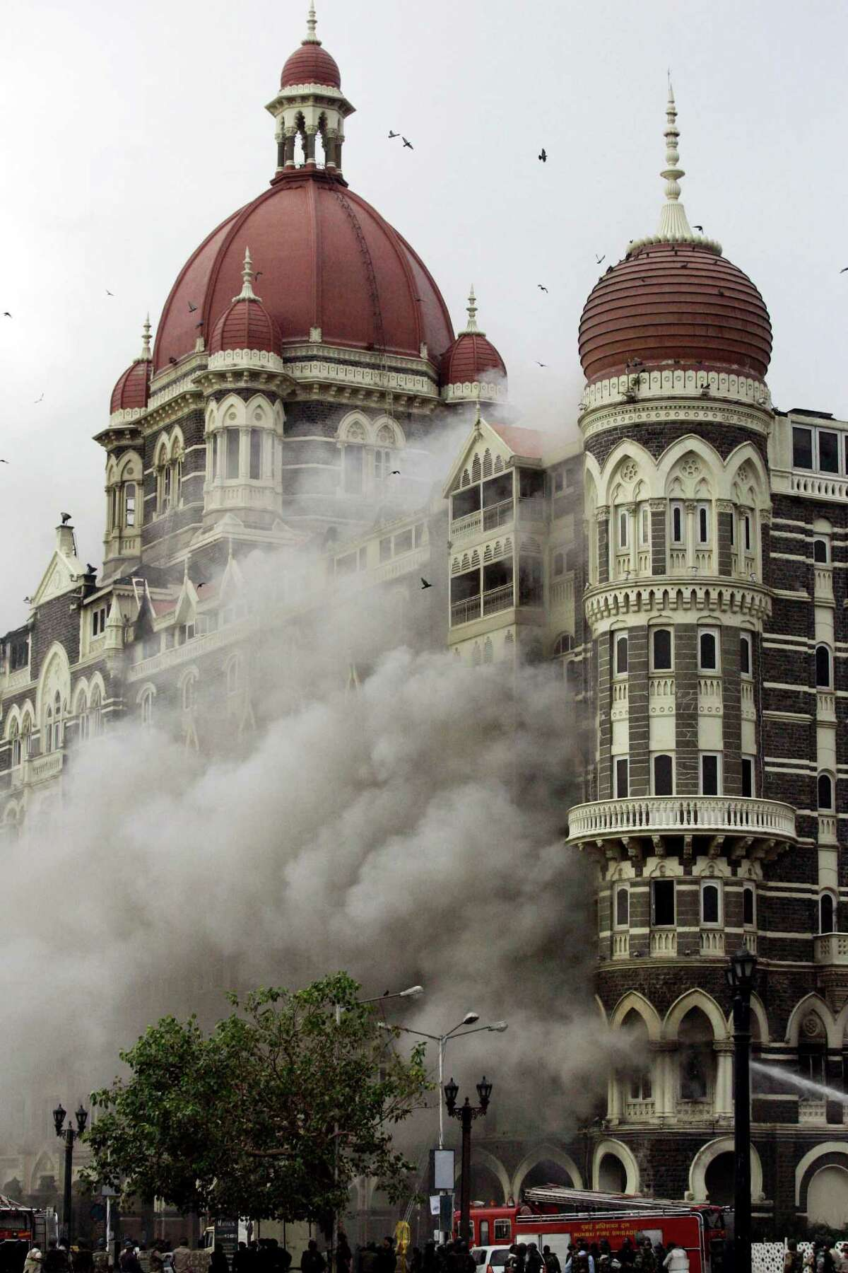 American David Headley, 50, pleaded guilty in March 2013 to laying the groundwork for the 2008 Mumbai Attacks and preparing a possible attack against Denmark. Since his guilty plea, Headley has been working with Indian authorities to identify a possible link with Pakistan's intelligence branch and the terrorist group Lashkar-e-Taiba. The attacks in India killed more than 160 people. Related: India ties Pakistani spies to 2008 Mumbai attacks