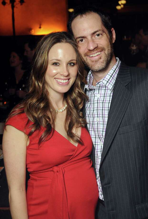 Honorees Lindsay and Jeremy Radcliffe Photo: Dave Rossman, For The Houston Chronicle / © 2012 Dave Rossman