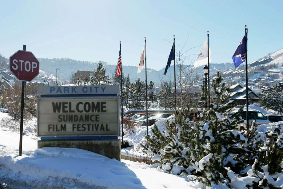 A sign welcomes visitors to the 2013 Sundance Film Festival on Thursday. (Photo by Danny Moloshok/Invision/AP) Photo: Ap/getty