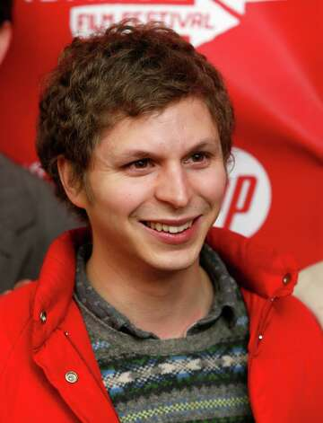"Cast member Michael Cera poses at the premiere of ""Crystal Fairy"" during the 2013 Sundance Film Festival on Thursday. (Photo by Danny Moloshok/Invision/AP) Photo: Ap/getty"