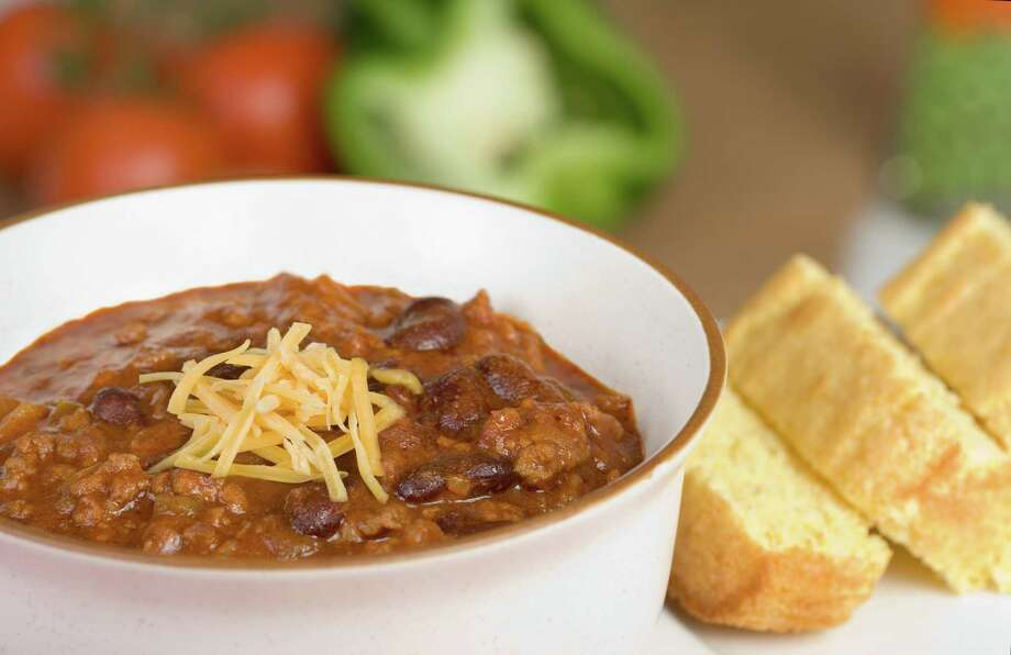 Texas Style chili will be a welcome on a cold day. Courtesy photo