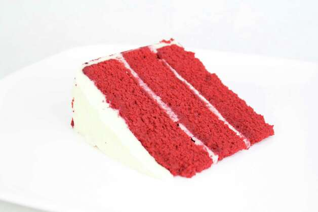 Adams red velvet slice