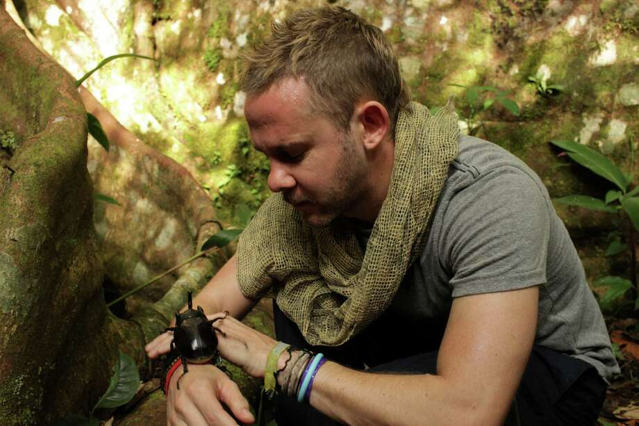 """Wild Things"" stars actor Dominic Monaghan. Photo: Mike Reid, BBC America / ONLINE_YES"