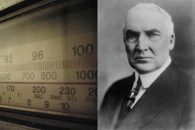 Warren G. Harding – The White House had plenty of technology during the 1920s, including an electric  refrigerator. Harding, however, installed the first radio in the White House in  1922. Franklin D. Roosevelt would use the technology extensively during his  presidency.