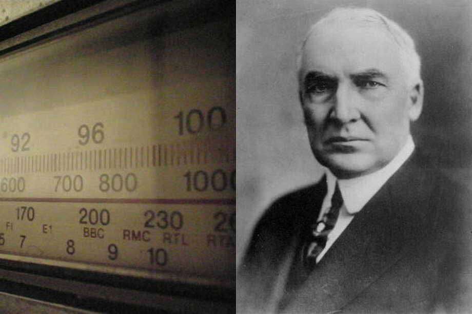 Warren G. Harding – The White House had plenty of technology during the 1920s, including an electric  refrigerator. Harding, however, installed the first radio in the White House in  1922. Franklin D. Roosevelt would use the technology extensively during his  presidency.Source: Whitehousehistory.org Photo: iagoberro, Flickr Photo: AP Photo