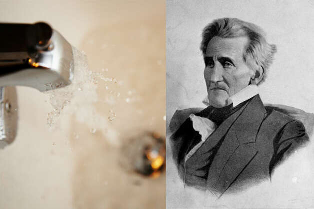Andrew Jackson: Jackson introduced one of the most important technological features – running water. Running water came to the White House in 1833, using a large pump that piped water to the east terrace bathroom.   