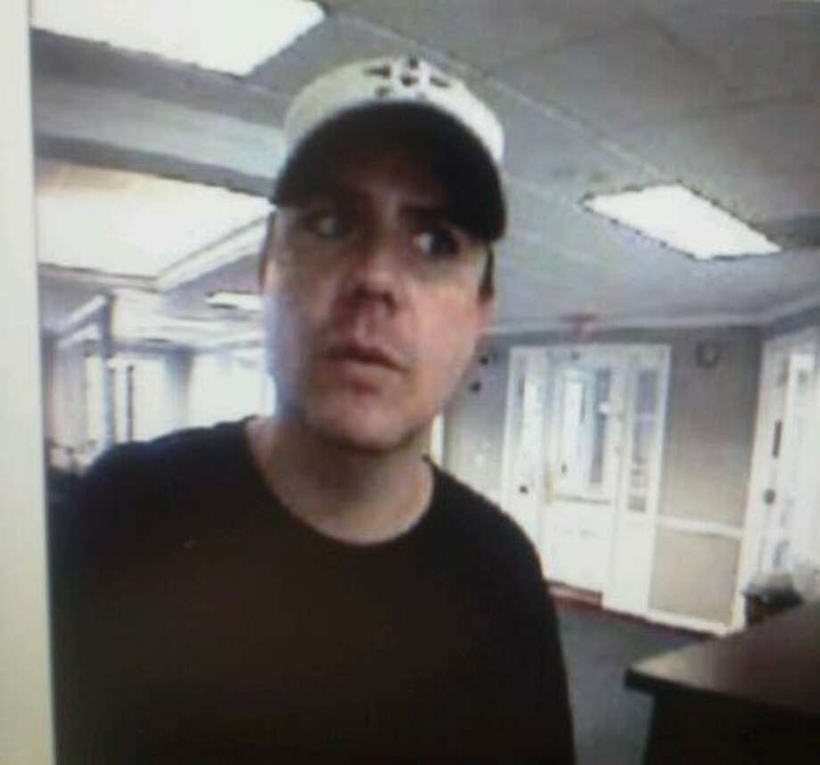 Beaumont Police are searching for a man believed to have robbed Compass Bank Friday morning.
