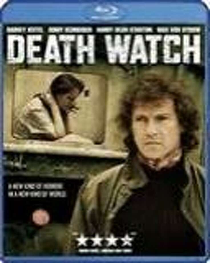 dvd cover DEATH WATCH Photo: Amazon.com