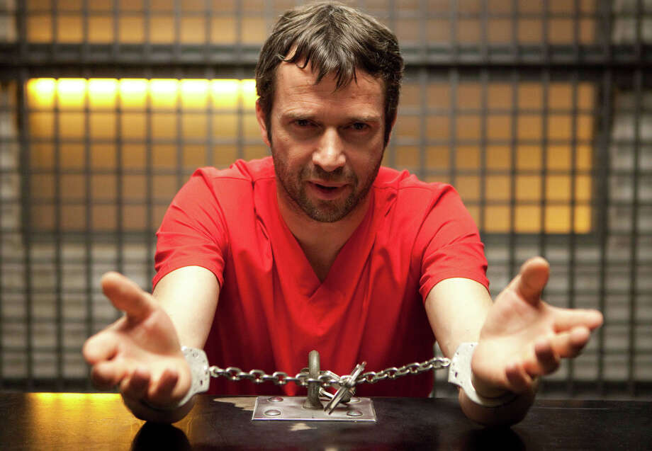 "James Purefoy plays a charismatic serial killer in Fox's new series ""The Following."" Photo: Fox"