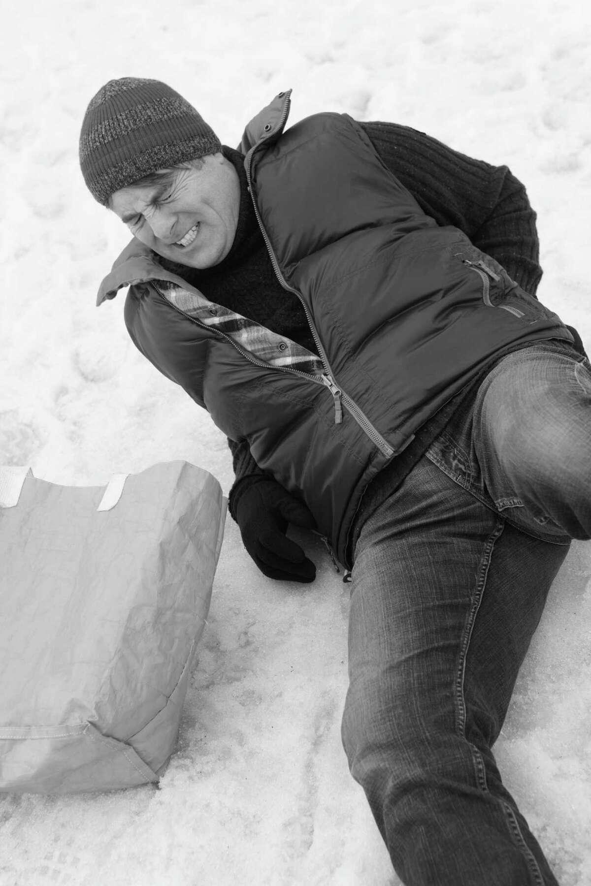 Don't slip on the ice! (Fotolia.com)