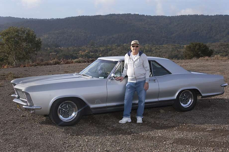 My story starts when I was 21 years old, when my dad bought a 1963 Buick Riviera. I loved the car, and I especially admired the lines and the styling. Photo: Stephen Finerty