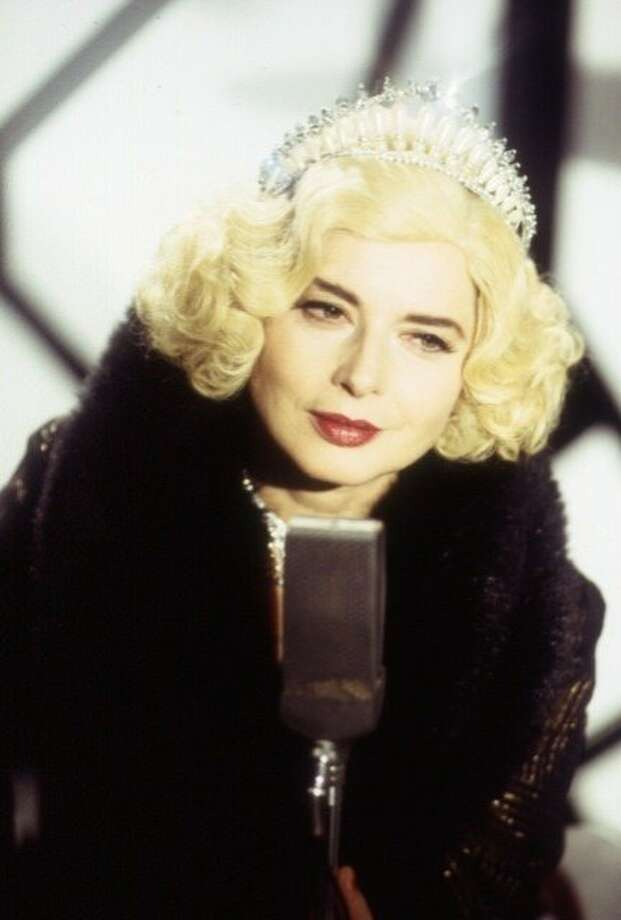 "Isabella Rossellini in ""The Saddest Music in the World,"" marking its 10th anniversary. Photo: Bampfa"