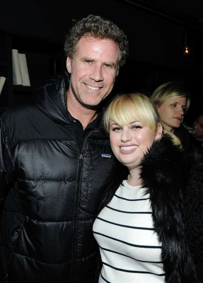 Actors Will Ferrell and Rebel Wilson attend Sheets Energy presents BCDF Sundance Cocktail Party at Stella Artois by Ally B during the 2012 Sundance Film Festival on January 22, 2012 in Park City, Utah. Photo: Frazer Harrison / 2012 Getty Images