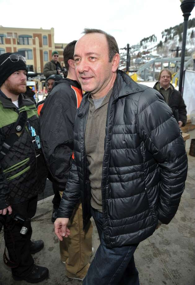 Actor Kevin Spacey attends the 2009 Sundance Film Festival on January 21, 2009 in Park City, Utah. Photo: Frazer Harrison, Getty Images / 2009 Getty Images