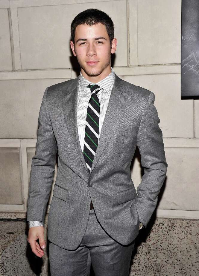 Singer/actor Nick Jonas attends the Cat On A Hot Tin Roof Opening Night at Richard Rodgers Theatre on January 17, 2013 in New York City. Photo: Stephen Lovekin, Getty Images / 2013 Getty Images