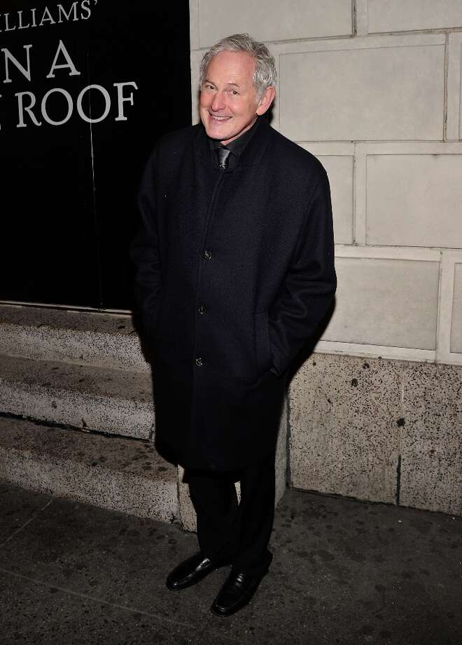 Victor Garber attends the Cat On A Hot Tin Roof Opening Night at Richard Rodgers Theatre on January 17, 2013 in New York City. Photo: Stephen Lovekin, Getty Images / 2013 Getty Images