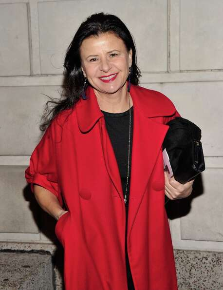 Actress Tracey Ullman attends the Cat On A Hot Tin Roof Opening Night at Richard Rodgers Theatre on