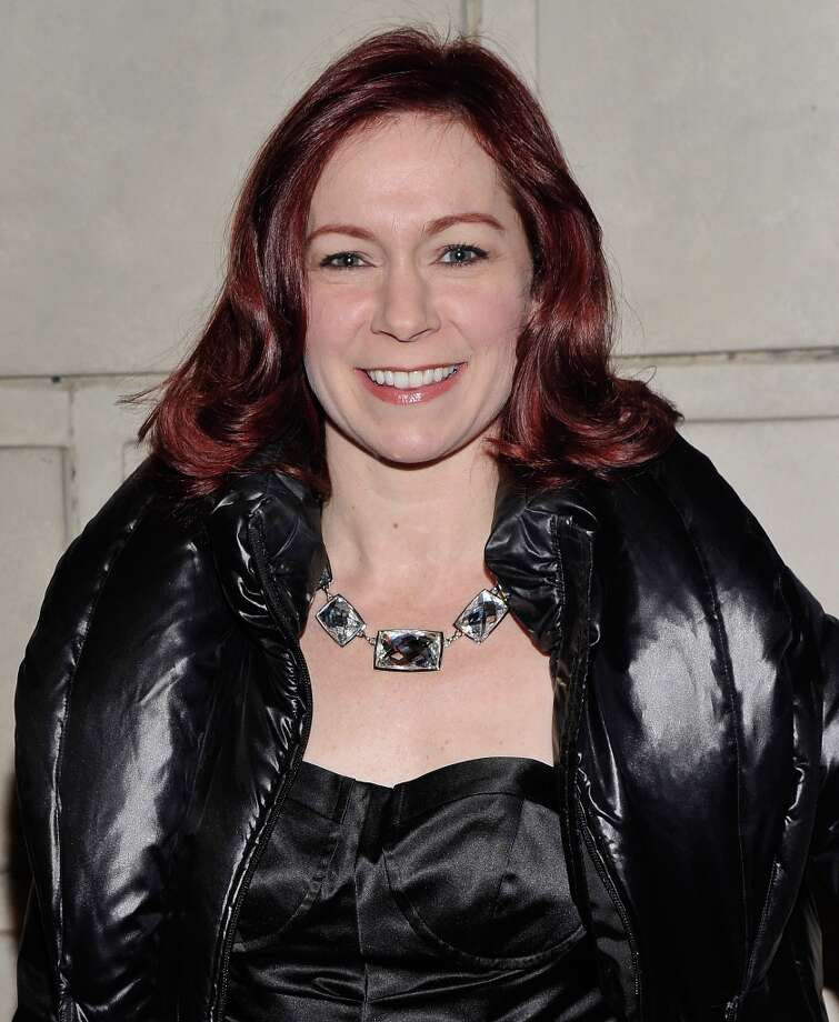 Actress Carrie Preston attends the Cat On A Hot Tin Roof Opening Night at Richard Rodgers Theatre on January 17, 2013 in New York City. Photo: Stephen Lovekin, Getty Images / 2013 Getty Images