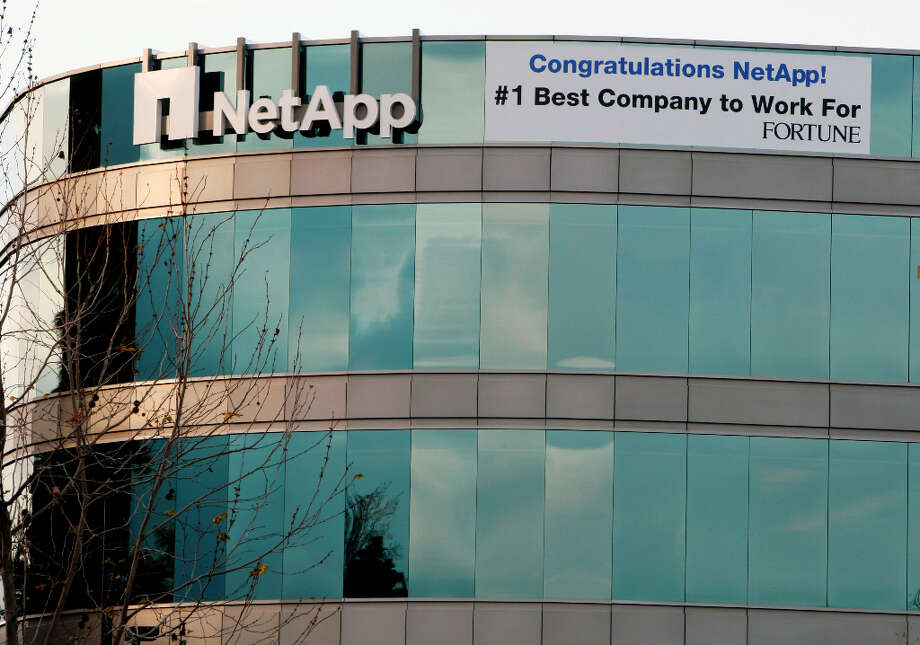 6. NetAppNo. of employees: 7,426Tom Mendoza, the vice chairman of this Sunnyvale data storage company, was commended for calling individual employees each day to thank them for a job well done. In 2009, NetApp ranked at the top of Fortune's list. Photo: Lance Iversen, The Chronicle / SFC