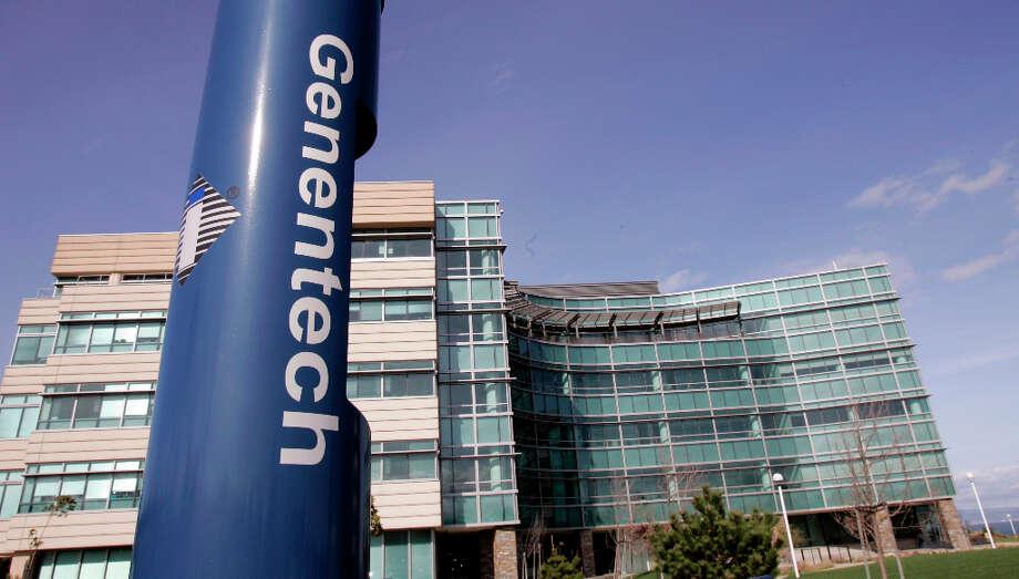 25. GenentechGlassdoor rating: 4.0/5This biotech company has headquarters in San Francisco, California. Photo: Paul Sakuma, Associated Press / AP
