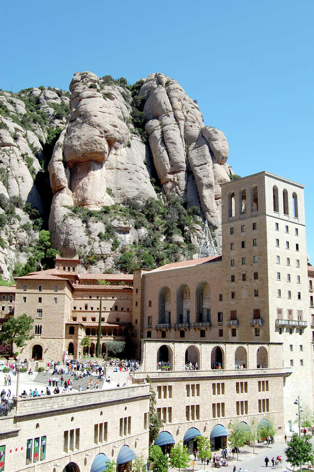 The rock pillars of Montserrat are home to a Benedictine monastery as well as hiking trails. Photo: Cameron Hewitt, Ricksteves.com