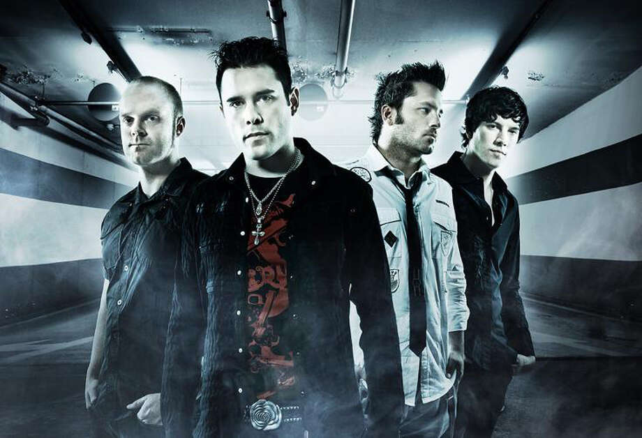 Trapt arrives at Backstage Live on Monday with a new CD. Courtesy photo Photo: COURTESY PHOTO