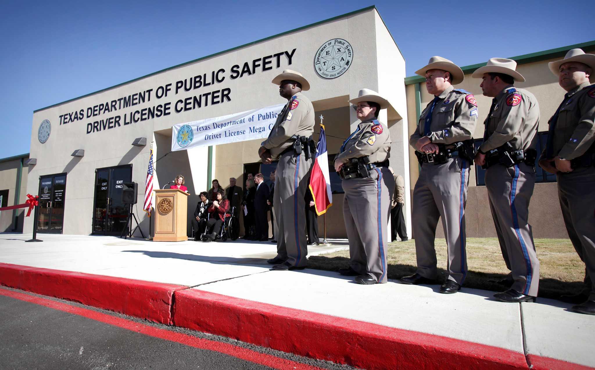 Driver License Waits Set To Shrink San Antonio Express News