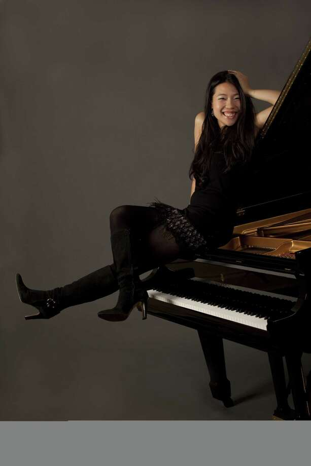 Pianist Joyce Yang will perform as part of the Tuesday Musical Club's Artist Series. Photo: Courtesy Larry Ford
