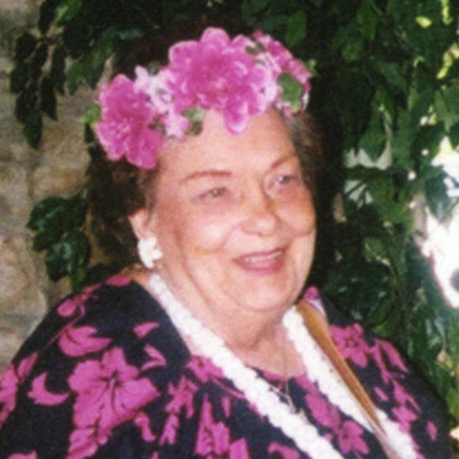 obit of Gladys McCabe-Kaluei,