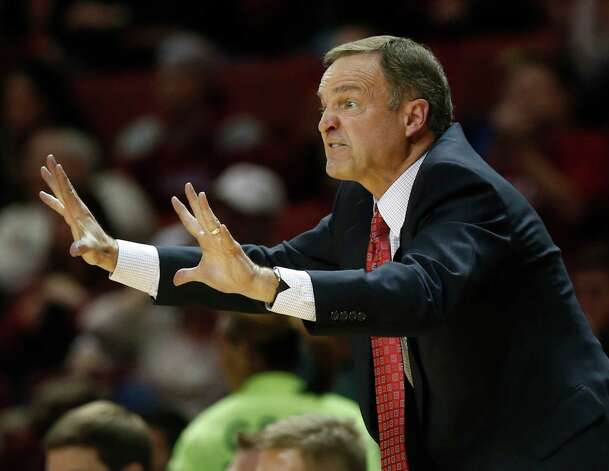Oklahoma coach Lon Kruger has found early success in conference play by going with the youngsters.  Sue Ogrocki/Associated Press Photo: Sue Ogrocki, Associated Press / AP