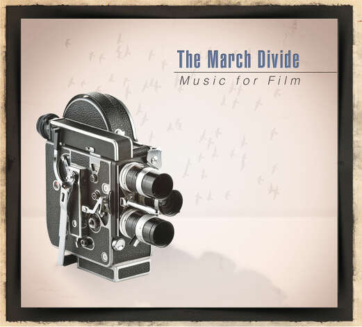 """Music for Films"" is the debut CD by the March Divide, Jared Putnam's new band. Photo: Fanatic Promotion"