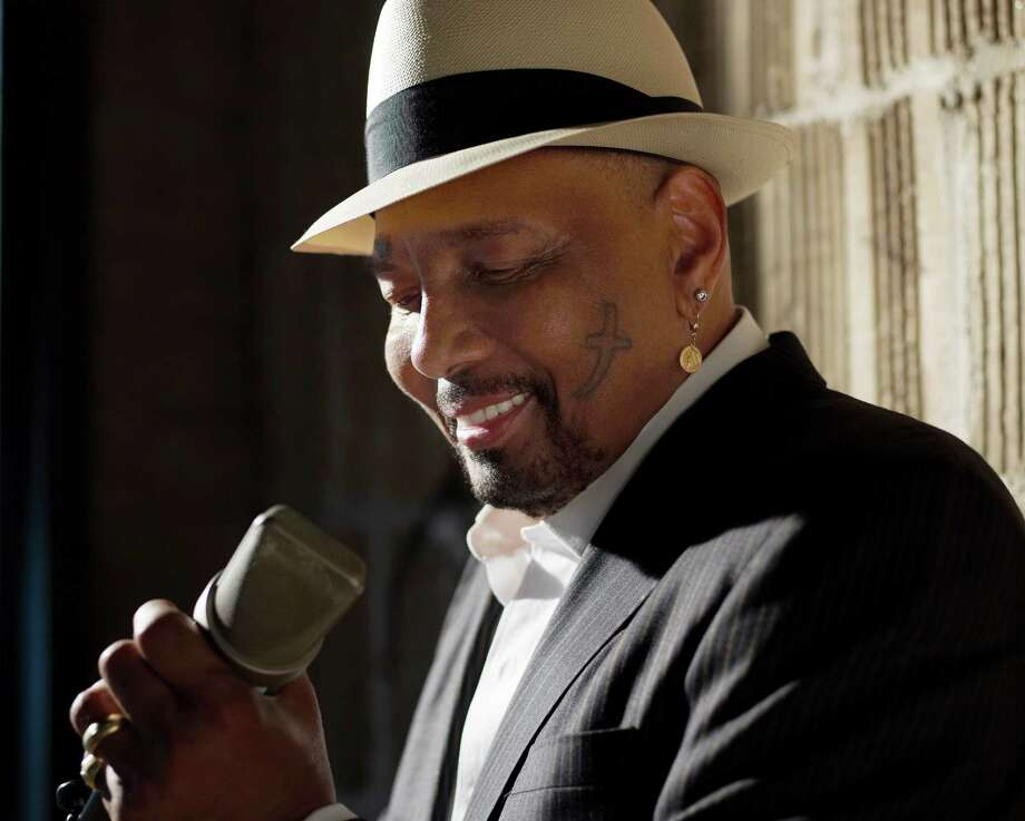 "Aaron Neville revisits R&B and doo wop classics on his new CD ""My True Story."" Keith Richards and Don Was lend a hand. Photo: Sarah A. Friedman/EMI / San Antonio Express-News"