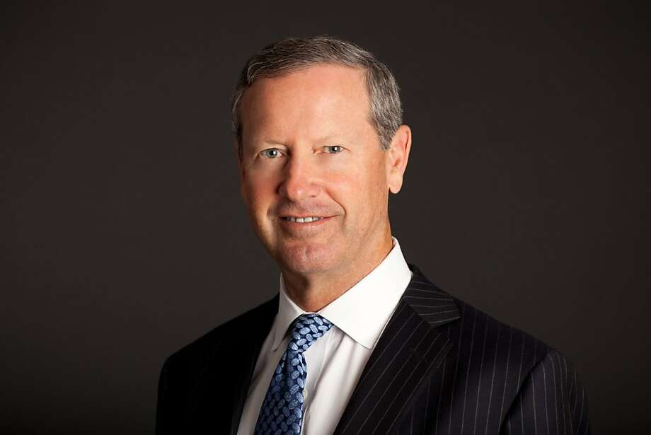 Bradley Shuster is chief executive of the new National Mortgage Insurance of Emeryville. Photo: National Mortgage Insurance