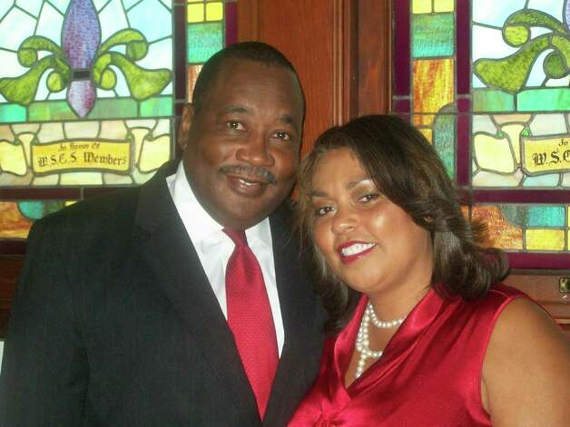 Rev. Rodney Graves, pastor of McCabe-Roberts Avenue Methodist Church Photo: The Enterprise