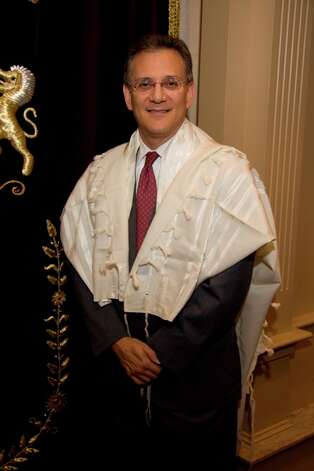 Rabbi Joshua Taub of Temple Emanuel. Photo: The Enterprise