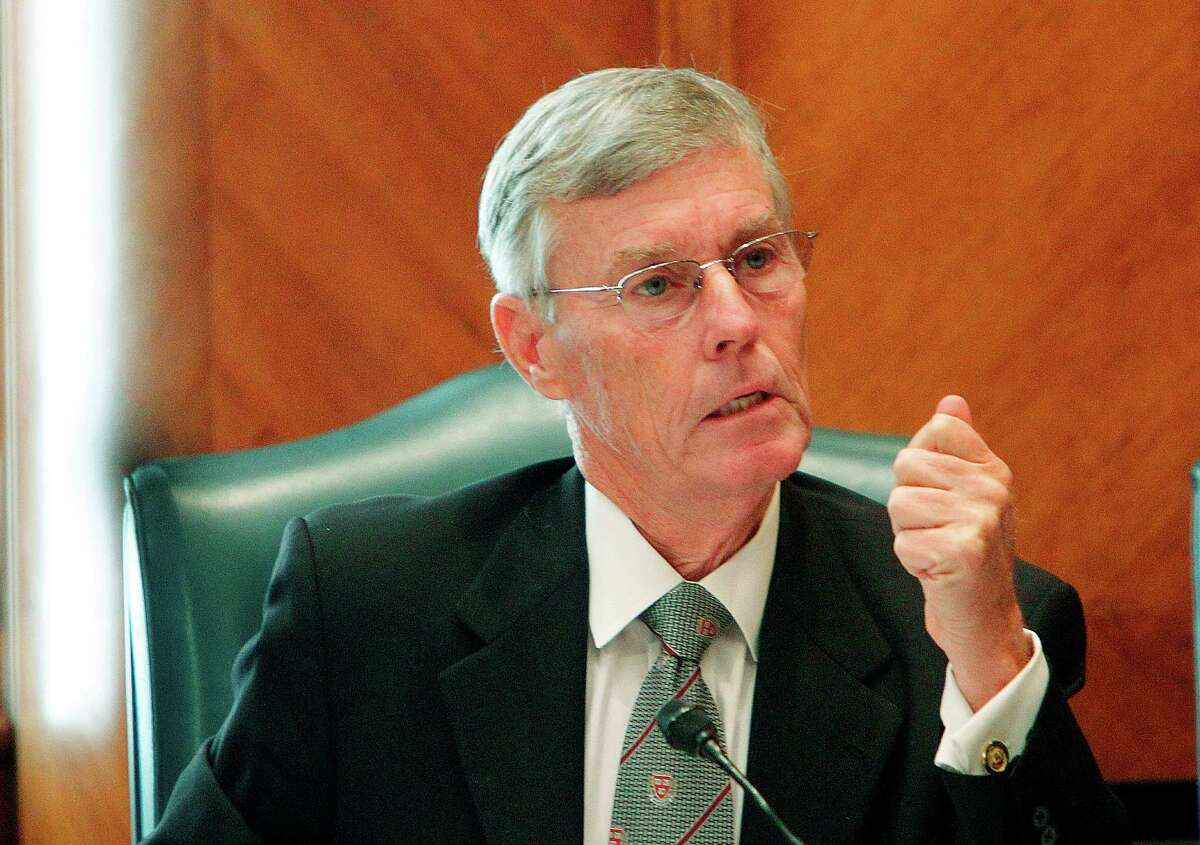 Jack Christie says the federal government can't afford the $3 million expenditure.
