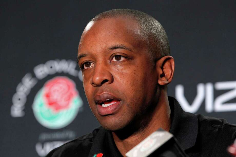 The Raiders have interviewed Colts offensive coordinator Pep Hamilton. Photo: Nick Ut / Associated Press / AP