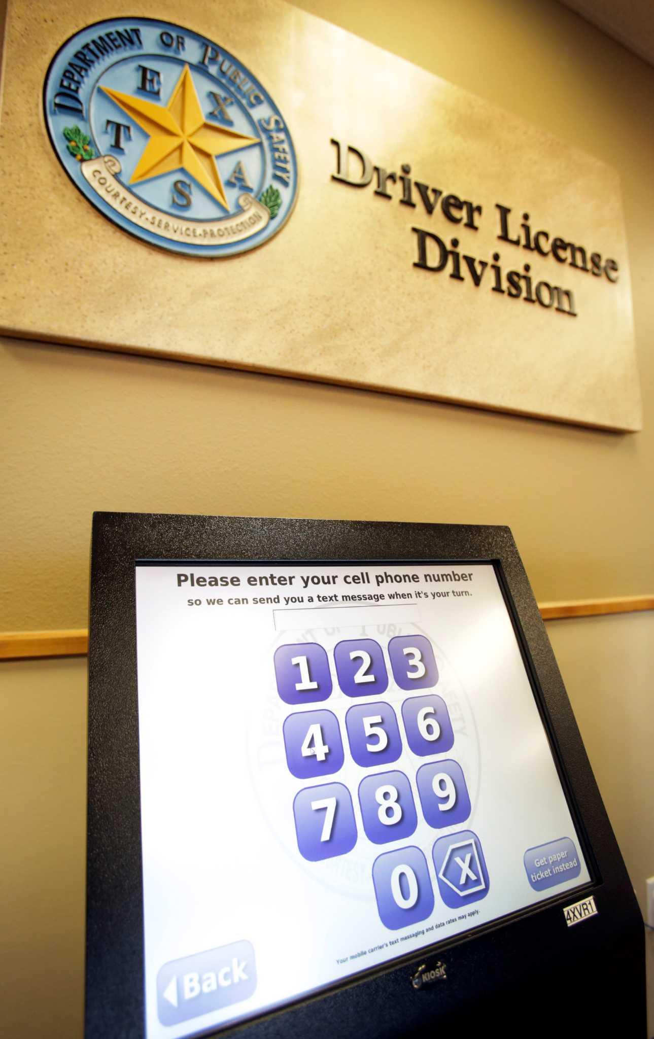 texas dmv drivers license garland mega center