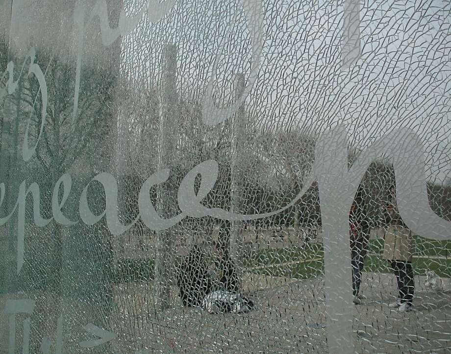 Obscured View I Photo: Sonia Melnikova-Raich