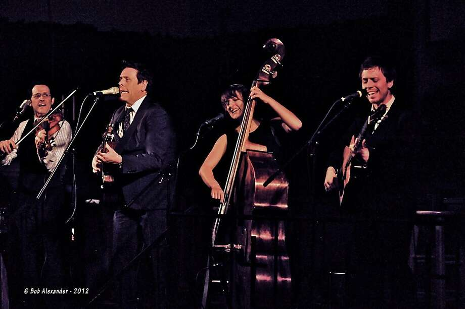 Eurocana opens every show at the festival, which celebrates the innovation and influence of the 1930s Hot Club's swing sounds. Photo: Bob Alexander