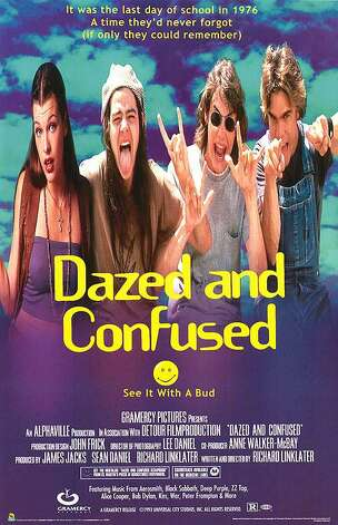 It's been 20 years since the release of Dazed and Confused, a shaggy, coming-of-age movie, set at a Texas high school in the '70s. It wasn't a major hit in 1993, but  starred actors who've become big stars. Here's a look at the cult classic, directed by Richard Linklater.