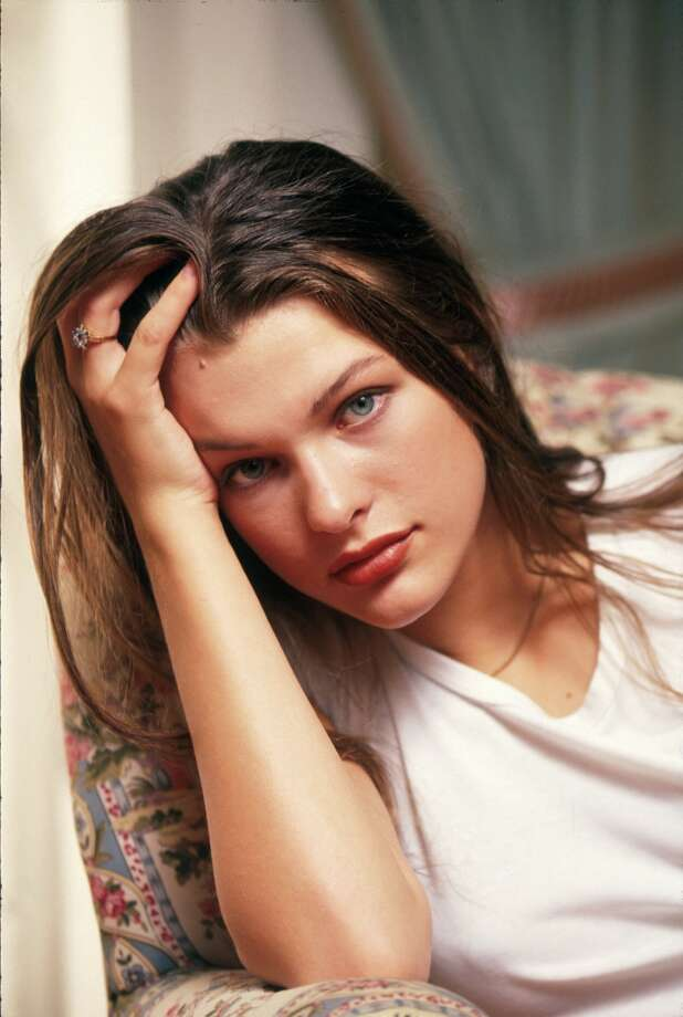 Milla Jovovich in the '90s. Photo: Time Life Pictures, Time & Life Pictures/Getty Image / Time Life Pictures