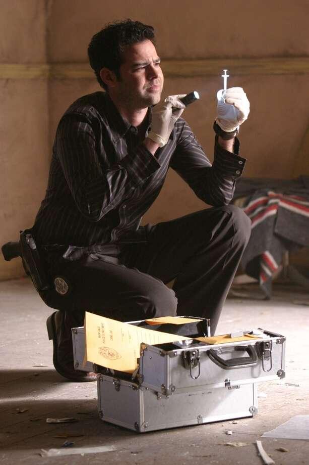 Rory Cochrane also found fame as Speedle on CSI: Miami. Photo: CBS Photo Archive, CBS Via Getty Images / 2004 CBS Photo Archive