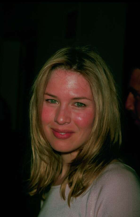 Renee Zellweger was also in Dazed and Confused, but didn't have a speaking part. She's seen  pumping a beer bong and in this scene...  Photo: Time & Life Pictures, Time Life Pictures/Getty Images / Time & Life Pictures