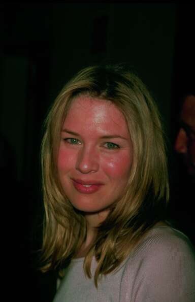Renee Zellweger was also in Dazed and Confused, but didn't have a speaking part. She's seen