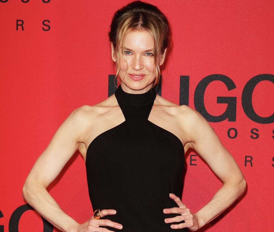 Renee Zellweger in 2013, at Mercedes-Benz Fashion Week in Berlin, Germany. Photo: Adam Berry, Getty Images For IMG / 2013 Getty Images